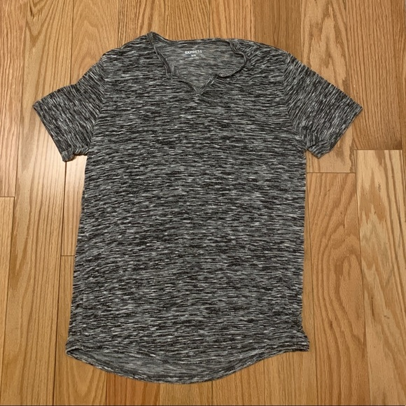 Express Other - Express Slim Fit - Relaxed Henley